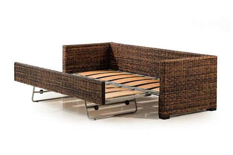divani in rattan divano letto in rattan breton