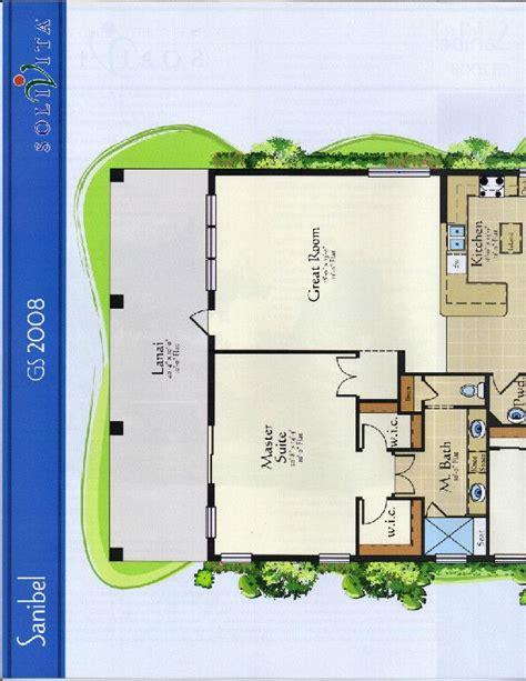solivita floor plans the gulfshore collection sanibel floor plan in solivita