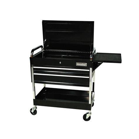 international 30 in 2 drawer mechanic s cart black ucc