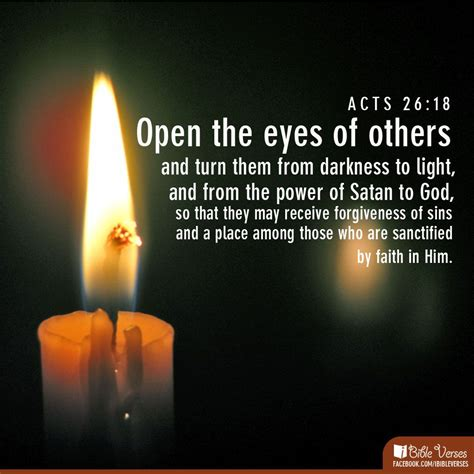 scripture about being the light christian verses and quotes turn our to