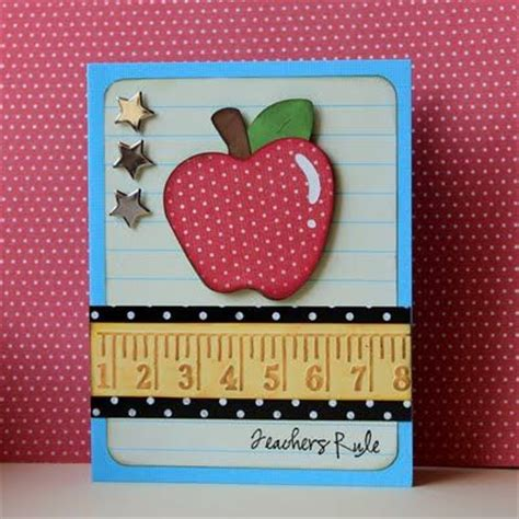 Handmade Cards For Teachers - 239 best handmade cards thank you images on