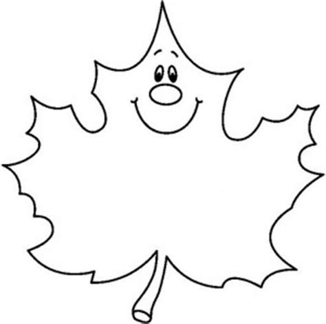 leaf coloring page for preschool leaves coloring page crafts and worksheets for preschool