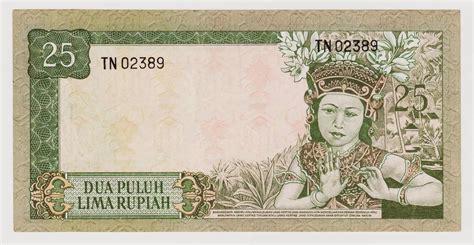 Seri Soekarno uang kuno seri soekarno tahun 1960 dan 1964 borneo irian riau uang kuno