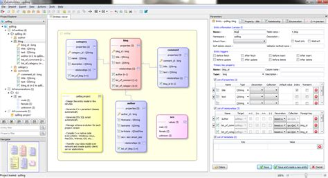 airport design editor object library qxorm c qt orm object relational mapping database