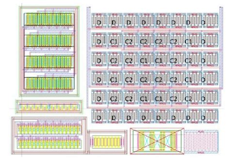 mos capacitor layout semiwiki can you really automate analog ic layout