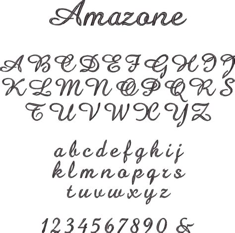 style font script font styles for names monogram express