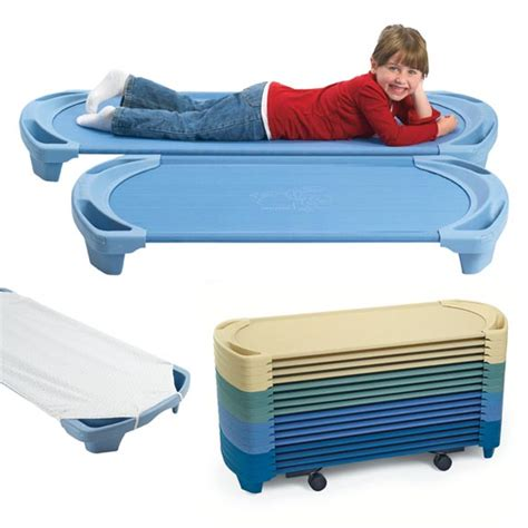 daycare beds all spaceline 174 cots by angeles options preschool
