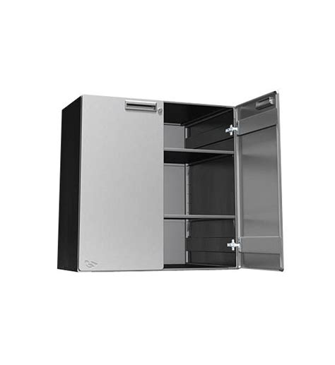 Steel Garage Cabinets by Steel Garage Cabinet 30x30x12 Inch Overhead In Steel
