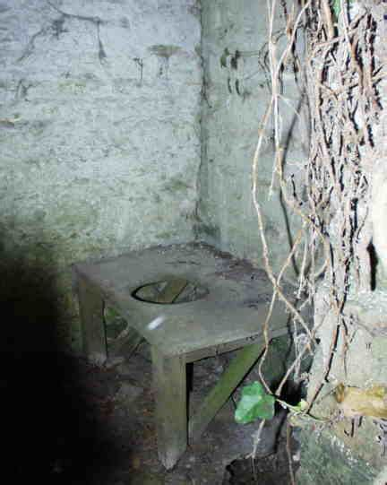 Earth Closet Toilet by T S Canal Eysey