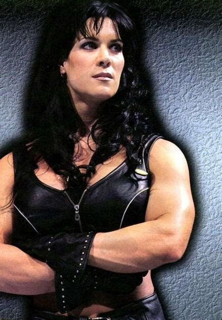 pro wrestling superstar chyna   force  nature mike