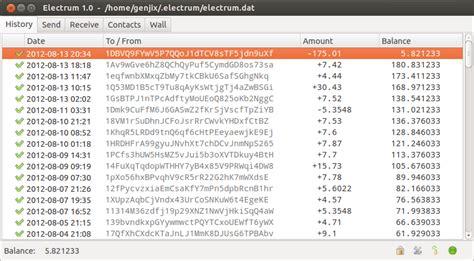 electrum tutorial bitcoin electrum wallet review