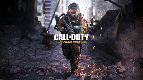 wallpaper game call of duty advanced warfare call of duty advanced warfare hd wallpaper by solidcell on