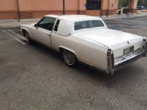 Cadillac Fleetwood Coupe For Sale Cadillac Fleetwood Brougham Coupe For Sale Photos