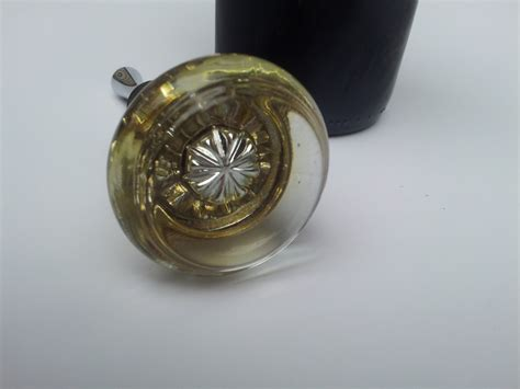 Door Knob Vintage by Vintage Glass Door Knob Bottle By Authenticchicantique