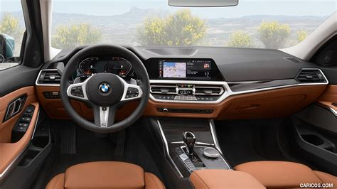 bmw  series touring luxury  interior cockpit