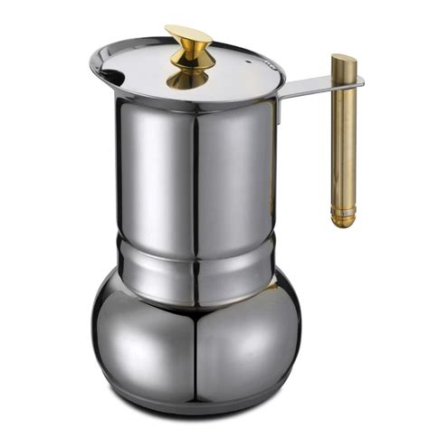 espresso maker gat 2 cup stainless steel stove top espresso