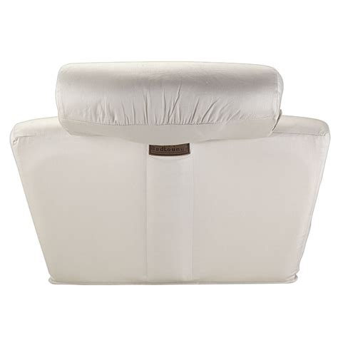 headrest pillow for bed bedlounge 174 pillow pillow headrest levenger