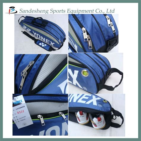 sports bags with shoe compartment badminton sports bag with shoe compartment view badminton