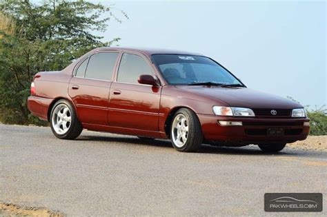 Toyota Corolla XE Limited 1996 for sale in Gujrat   PakWheels