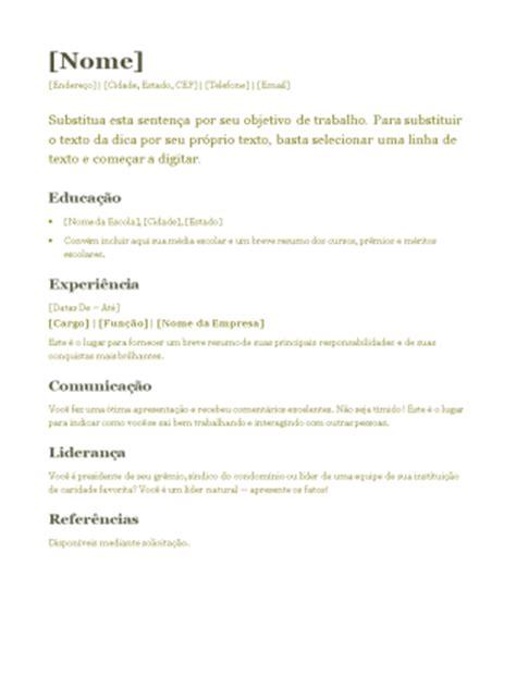Modelo De Curriculum Vitae Estudio Juridico Como Fazer Um Curriculo Juridico Como Fazer Um Curriculo