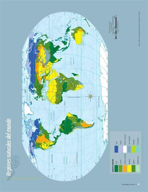 atlas de geografa del mundo 5 grado pagina 96 diversidad de flora y fauna cap 237 tulo 2 lecci 243 n 4