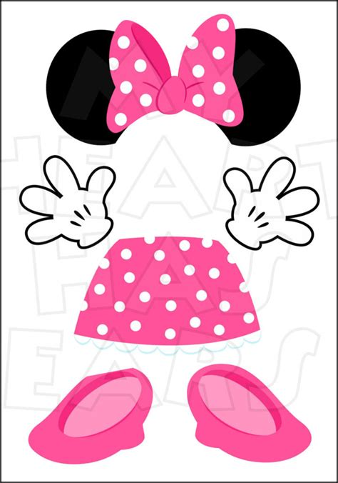 minnie mouse shoes for minnie mouse shoes clipart clipart suggest