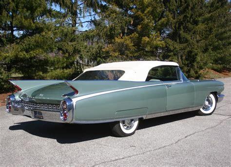 1960 cadillac eldorado convertible 1960 cadillac eldorado biarritz convertible rear