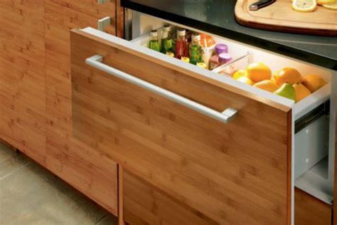 schublade kühlschrank schubladen k 252 hlschrank praktisch und cool archzine net