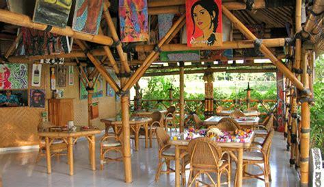 design etalase warung makan local restaurants bistros cafes bali sea villas indonesia