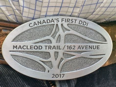 haircut calgary macleod trail ribbon cut on 162 avenue overpass canada s first