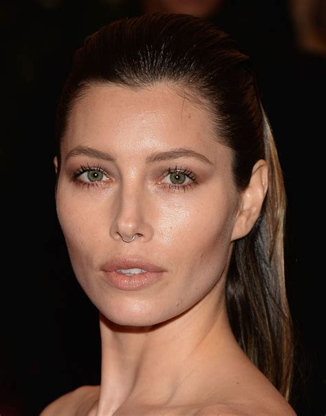 jessica biel tattoo the sexiest septum piercings biel