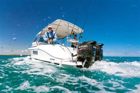 best fishing boat 2017 australia caribbean 2400 hardtop review australia s greatest