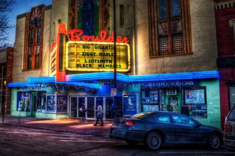 Boulder Theater Box Office by 10 Amazing Things To See Do In Boulder Co