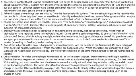 possible themes of fahrenheit 451 5 paragraph essay fahrenheit 451