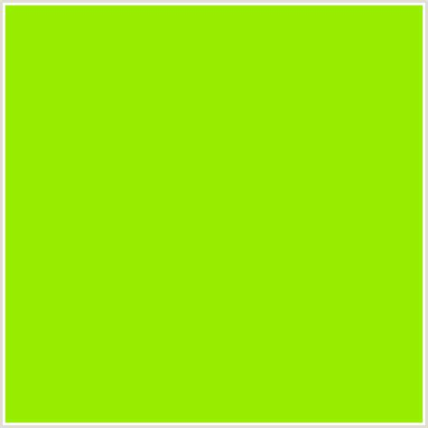 colors that go with lime green 98ed00 hex color rgb 152 237 0 chartreuse green