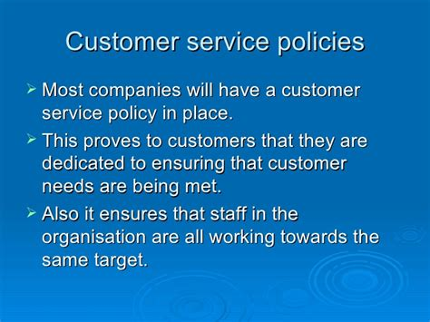 the room place customer service customer service powerpoint