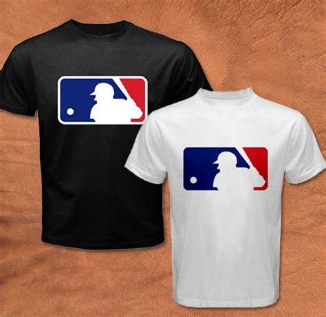 baseball fan t shirts mlb tee logo baseball major league usa man t shirt ad