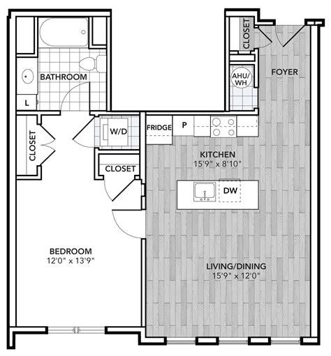 west 10 apartments floor plans model a10 chestnut square