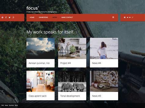template joomla grid fullscreen slideshow photography theme joomlabamboo