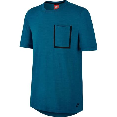 T Shirt Kaos Nike F C Pocket Black nike t shirt tech knit pocket green abyss black www