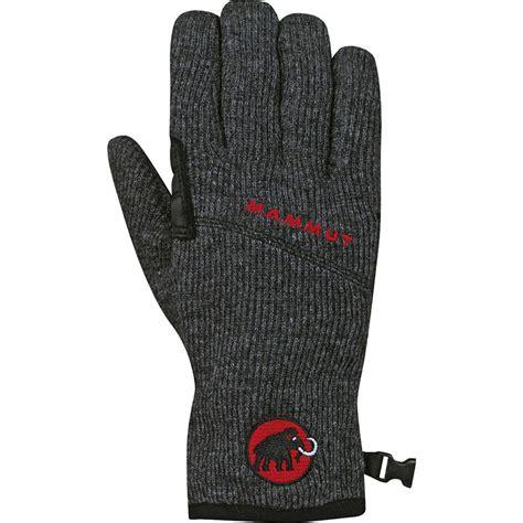 mammut light glove backcountry