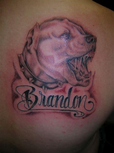 tattoo pitbull pictures tattoos de pitbulls imagui