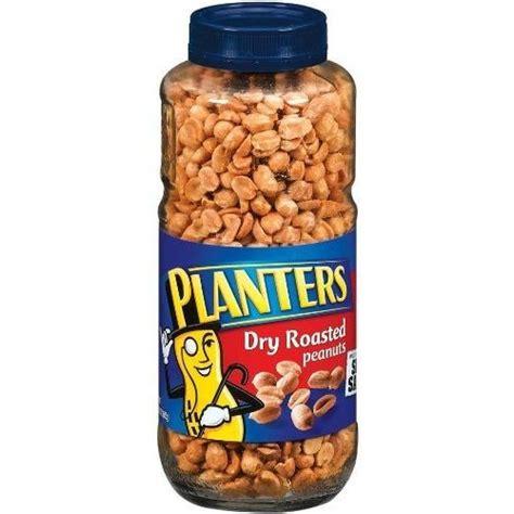 of course mr peanut jars of peanuts mr peanut