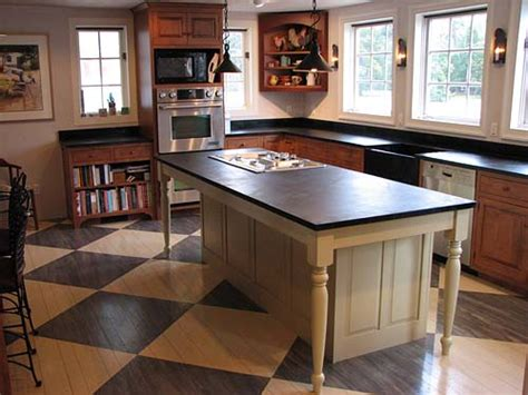 Kitchen Islands With Legs Hybrids Of Farm Tables And