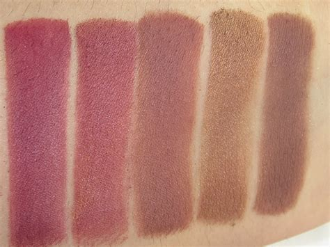 Cosmetics Burgundy Palette cosmetics the burgundy palette kyshadow review
