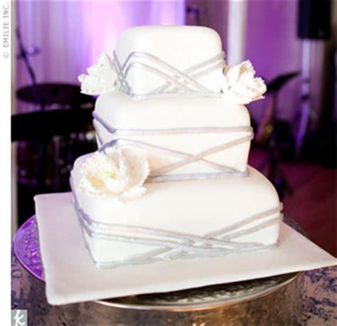 Hochzeitstorte Quadratisch Modern by Modern Wedding Cakes