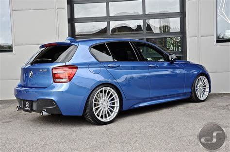Bmw M140i Tieferlegen by Bmw F20 M135i Hatchback Estorilblue Mpackage Hamann