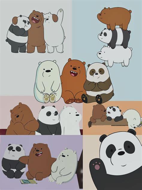 panda pardo polar escandalosos fondodepantalla