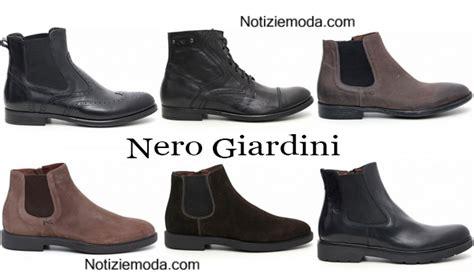 stivaletti uomo nero giardini scarpe nero giardini autunno inverno 2014 2015 uomo