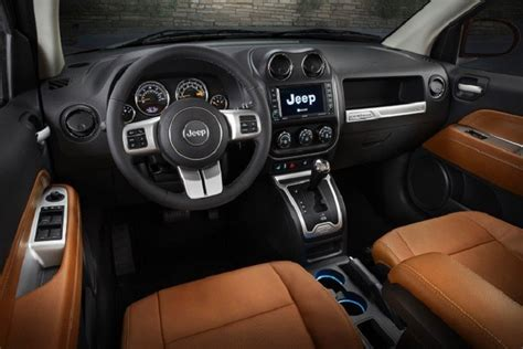 jeep compass latitude 2018 interior 2018 jeep compass redesign successor changes release